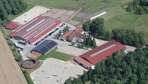 Lageplan Radesforder Hof